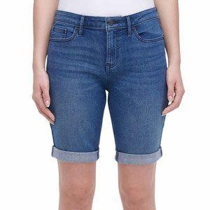 DKNY Jeans Ladies' Bermuda Short Woman's Blue